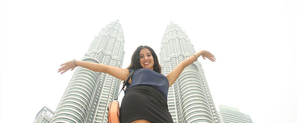 monash university udlev dine drømme malaysia perfekt destination