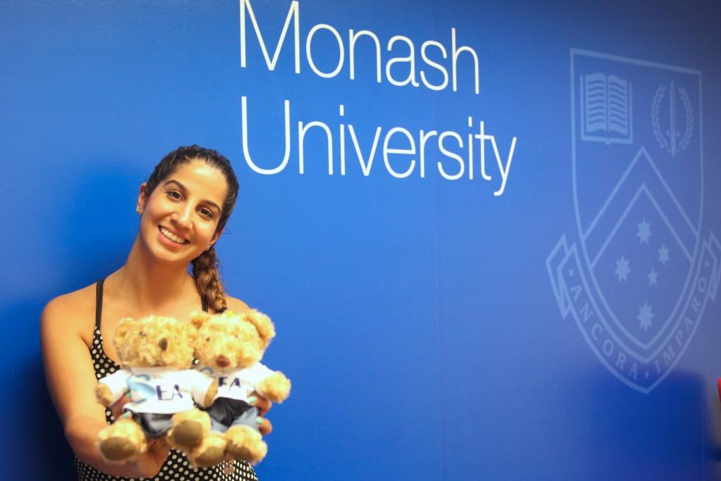 monash university udlev dine drømme med studie i malaysia eller australien