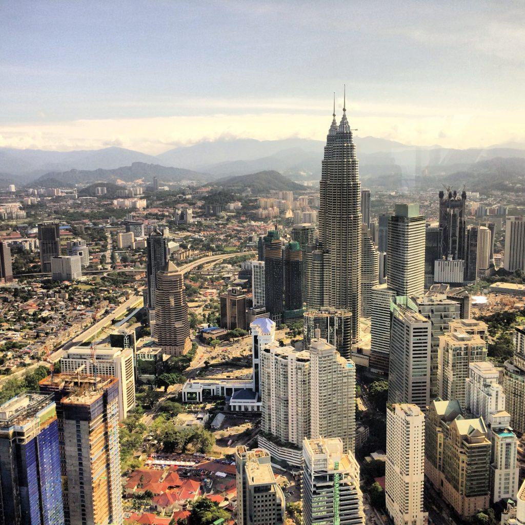 study abroad malaysia kuala lumpur skyline