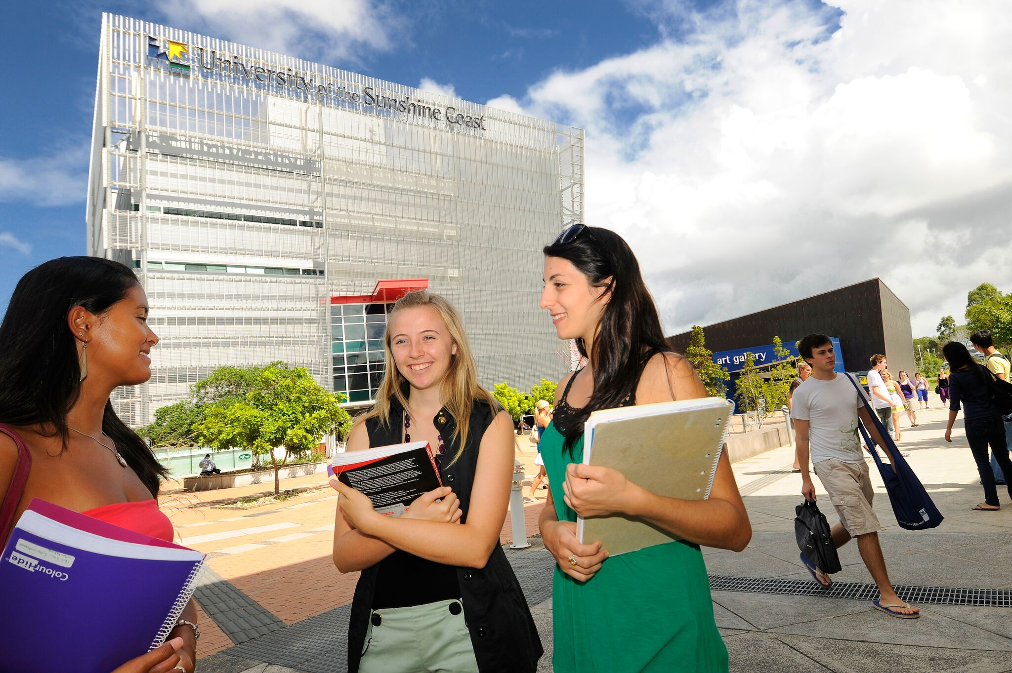 top up bachelor university sunshine coast australien